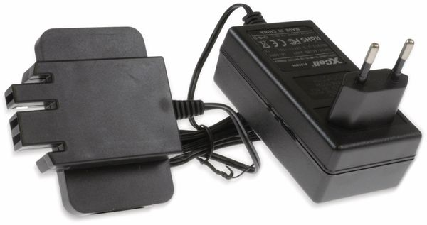 Ladegerät XCELL für AEG 1,2...18V-, Ni-Cd/Ni-MH Werkzeugakkus
