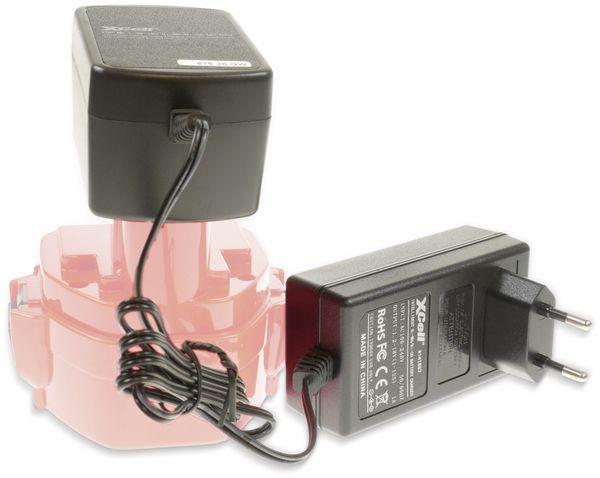 Ladegerät XCELL für Makita 1,2...18 V-, Ni-Cd/Ni-MH Werkzeugakkus - Produktbild 2
