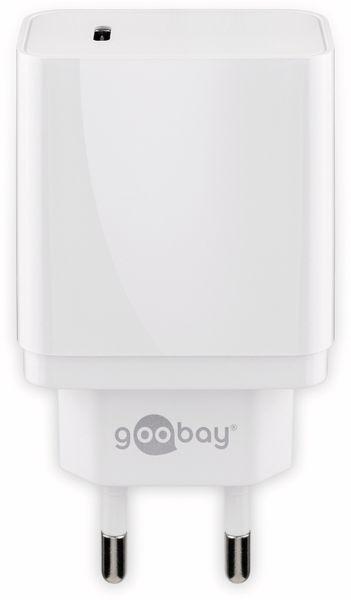USB-Lader GOOBAY 44959, 2 A, 18 W, weiß