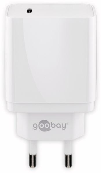 USB-Ladeset GOOBAY 44981, 2-teilig, 3 A, 18 W, weiß - Produktbild 2