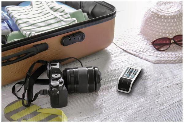 Ladegerät ANSMANN Comfort Mini + 2 AA, mit USB-Eingang - Produktbild 5