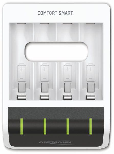 Ladegerät ANSMANN Comfort Smart, mit USB-Eingang - Produktbild 2