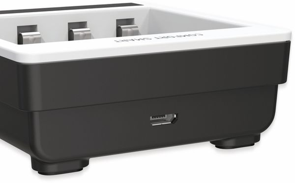 Ladegerät ANSMANN Comfort Smart, mit USB-Eingang - Produktbild 3