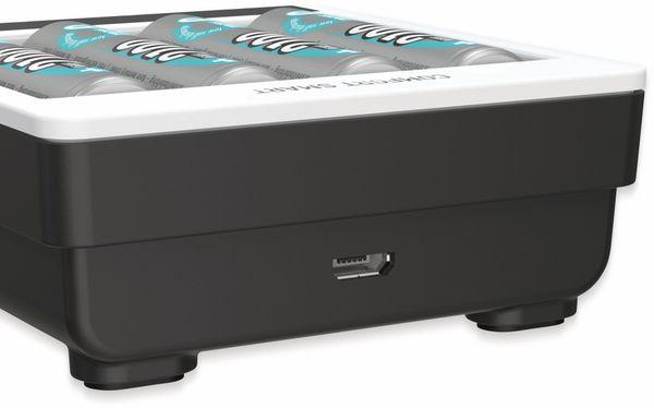 Ladegerät ANSMANN Comfort Smart + 4 AA, mit USB-Eingang - Produktbild 3