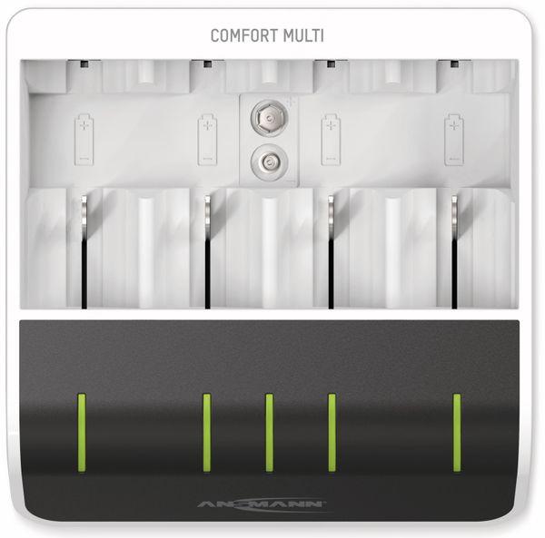 Ladegerät ANSMANN Comfort Multi, mit USB-Eingang - Produktbild 2