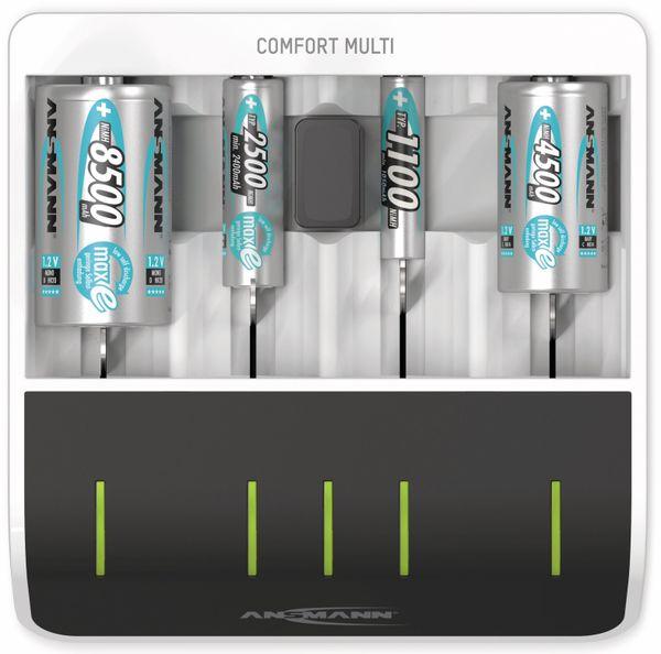Ladegerät ANSMANN Comfort Multi, mit USB-Eingang - Produktbild 3