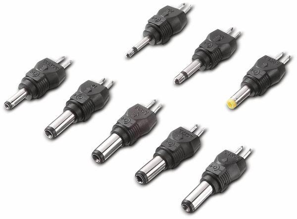 Universal-Steckernetzteil SONERO X-PS010, 300 mA, schwarz - Produktbild 5