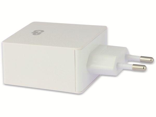 USB Ladegerät GP Batteries WA42 , 5V, 4800 mA, 2x USB - Produktbild 2