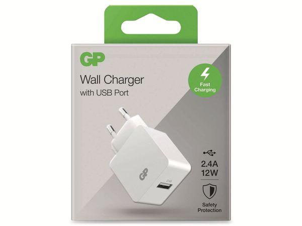 USB-Ladegerät GP Batteries WA23, 5V, 2400 mA, 1x USB - Produktbild 7
