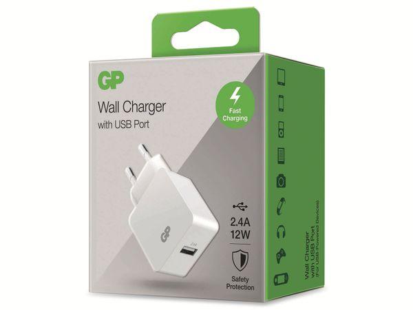 USB-Ladegerät GP Batteries WA23, 5V, 2400 mA, 1x USB - Produktbild 9