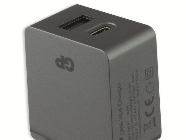 USB Ladegerät GP Batteries WA51, 5 V, 5400 mA, 2x USB - Produktbild 6