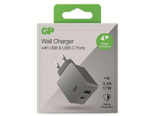 USB Ladegerät GP Batteries WA51, 5 V, 5400 mA, 2x USB - Produktbild 7