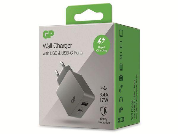 USB Ladegerät GP Batteries WA51, 5 V, 5400 mA, 2x USB - Produktbild 9