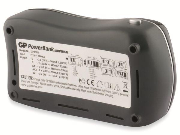 Universal-Ladegerät GP PB19 Universell - Produktbild 5