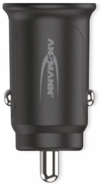 USB-Ladegerät KFZ ANSMANN CC230PD, USB-C (PD), 30 W, 5 V-, 3 A, QC 3.0, schwarz - Produktbild 2