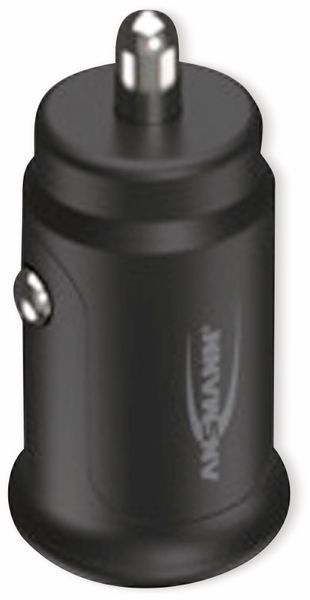 USB-Ladegerät KFZ ANSMANN CC230PD, USB-C (PD), 30 W, 5 V-, 3 A, QC 3.0, schwarz - Produktbild 5
