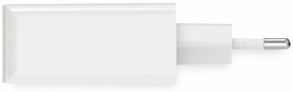 USB-Ladegerät ANSMANN HC430, 30 W, 5 V, 3 A, 4-Port, weiß - Produktbild 2