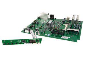 Receiver-Mainboard mit Twin DVB-T Tuner