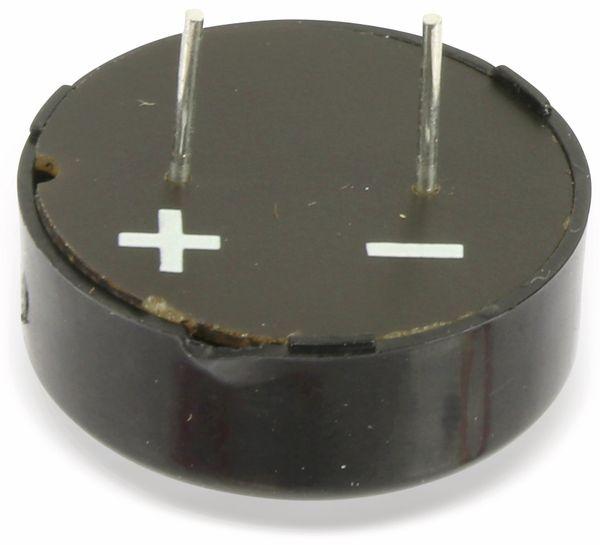 Magnetischer Schallwandler, Signalgeber HITPOINT PB2015P, 8 Ω - Produktbild 2