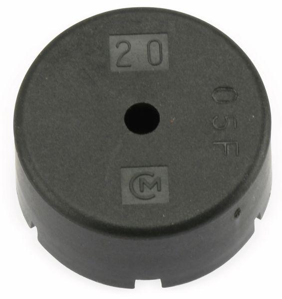 Piezo-Schallwandler, Signalgeber MURATA PKM22EPPH20R5P-BU, 22 mm - Produktbild 2