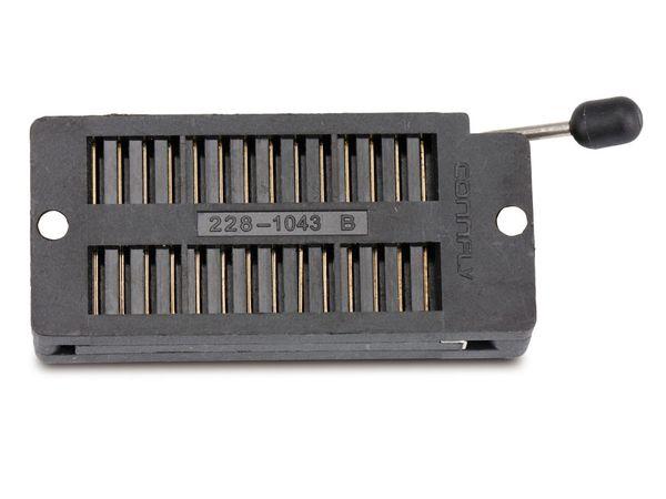 Nullkraft-Sockel, 28-polig - Produktbild 2