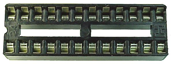 IC-Fassung, 24-polig