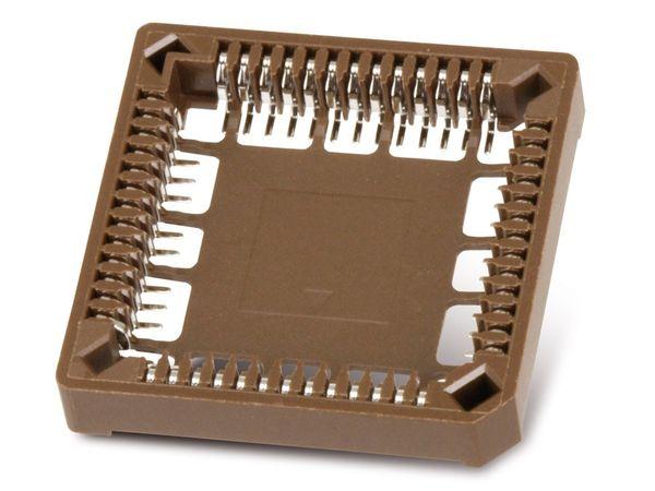PLCC-Fassung, SMD, 52-polig - Produktbild 1