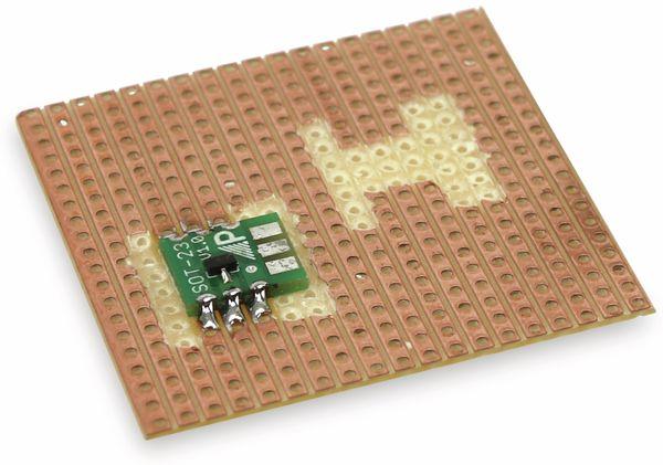 Adapterplatine SOT23, 4-fach, RM2,54 - Produktbild 3