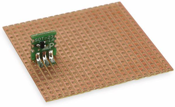 Adapterplatine SOT23, 4-fach, RM2,54 - Produktbild 4