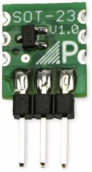 Adapterplatine SOT23, 4-fach, RM2,54 - Produktbild 7