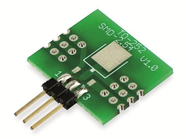 Adapterplatine TO-252, 4-fach, RM2,54 - Produktbild 6
