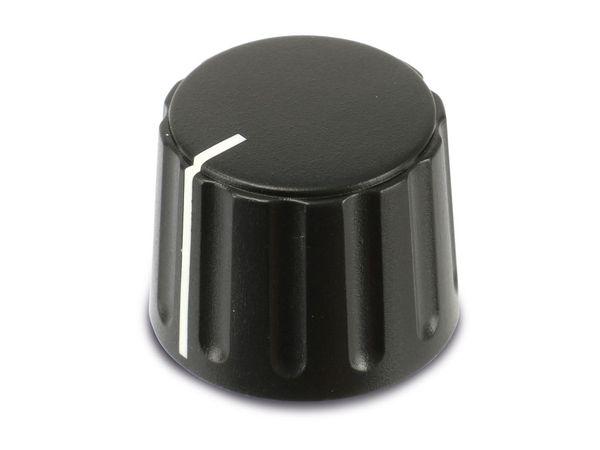 Drehknopf mit Zeigermarkierung DKN2101SW - Produktbild 1