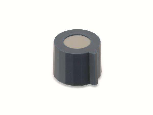 Drehknopf mit Zeigermarkierung, 20 mm - Produktbild 1