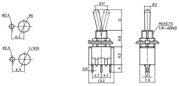Kippschalter MTS-103-A1 - Produktbild 2