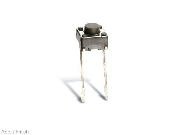 Mikro-Eingabetaster, 6x6x4,5 mm