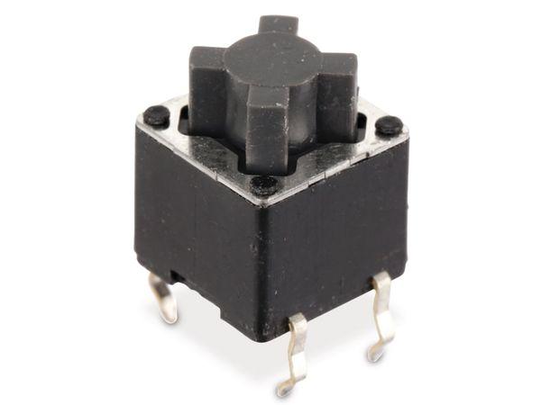 Eingabetaster ALPS, 8x8x10 mm, 10 Stück