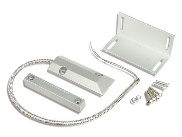 Alu-Magnetkontakt mit Neodymmagnet MK-106A