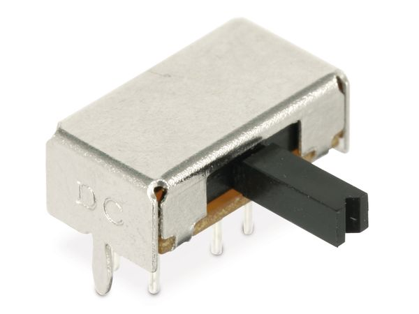 Schiebeschalter SK23D07, 2P3T - Produktbild 1