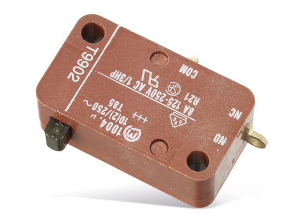 Miniatur-Schnappschalter MARQUARDT 1004.0705