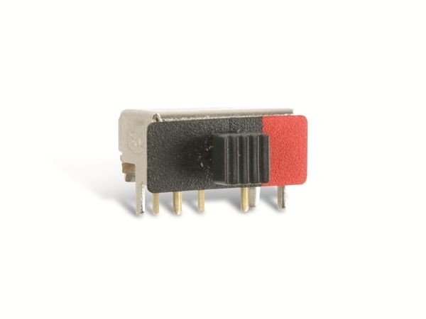 Schiebeschalter mit Drucktaster SEC SLP-23-492T - Produktbild 1