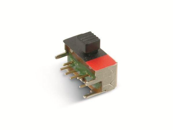 Schiebeschalter mit Drucktaster SEC SLP-23-492T - Produktbild 2