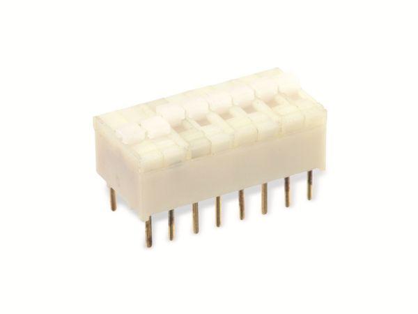 DIP-Schalter KSD18, 8-polig
