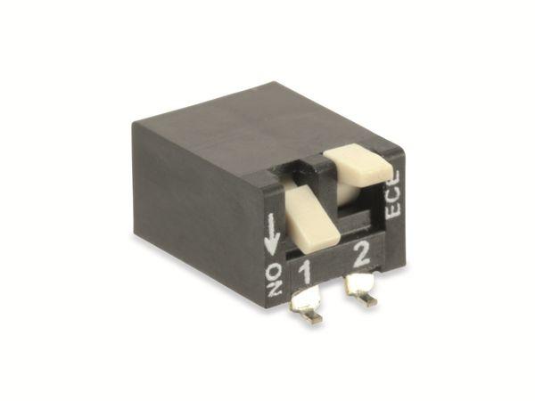 DIP-Schalter ECE EPA102EZ