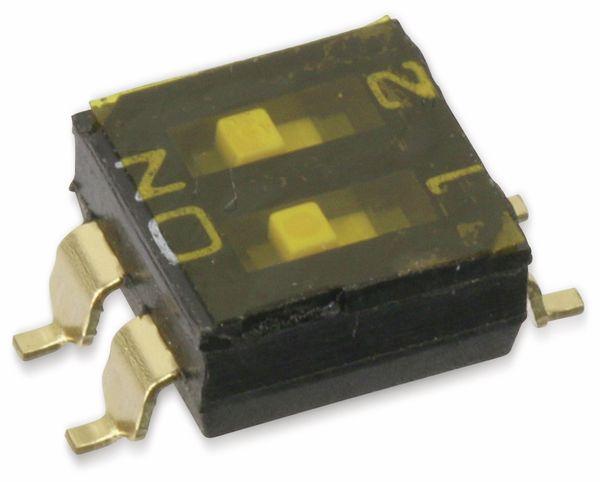 SMD DIP-Schalter KNITTER SBS1002