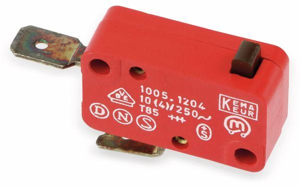 Schnappschalter MARQUARDT 1005.1204, SPNO, 10 A/250 V~ - Produktbild 1