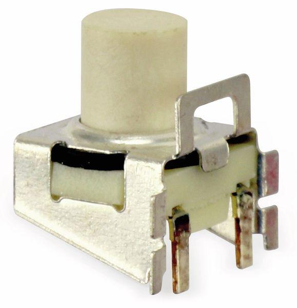 SMD Eingabetaster ITT KT11P4SA1M34LFS (YT063550FP), 90° - Produktbild 1