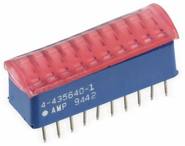DIP-Schalter AMP 4-435640-1, 10-polig - Produktbild 1