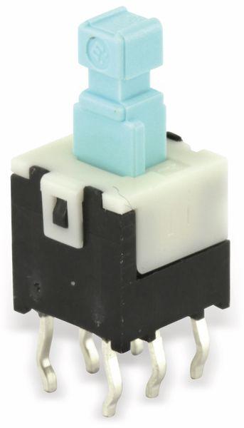 Drucktaster ALPS SPPH23104A, 2x UM