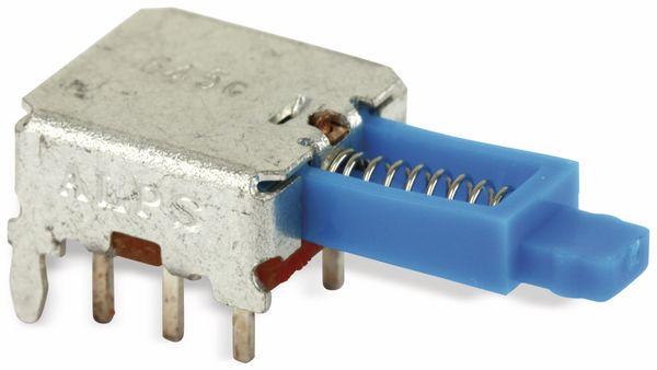 Druckschalter ALPS SPPJ62118A, 2xUM - Produktbild 1