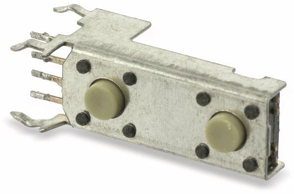 Doppelstöckiger Eingabetaster, stehend - Produktbild 1